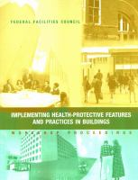 Implementing Health-protective Features and Practices in Buildings