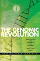 National Academies Keck Futures Initiative the Genomic Revolution