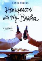 Honeymoon with My Brother book cover