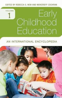 "Picture of book cover for ""Early Childhood Education: An International Encyclopedia"""