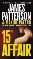15th Affair book cover
