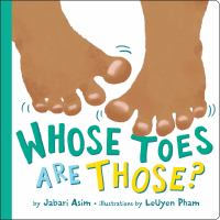 Cover of Whose Toes Are Those