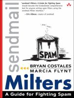 Sendmail Milters