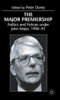 The Major Premiership