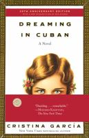 Cover of Dreaming in Cuban