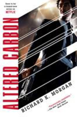 Altered Carbon book jacket