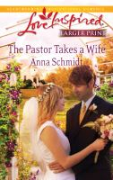 The Pastor Takes A Wife