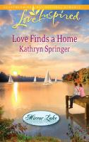 Love Finds a Home (Love Inspired)