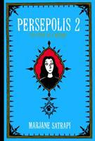 Cover of Persepolis 2: The Story of