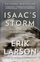 Cover of Isaac's Storm