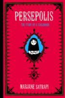 Persepolis, by Marjane Satrapi