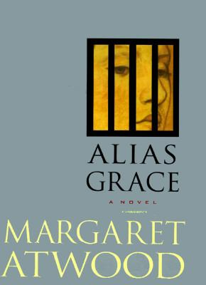 Alias Grace book jacket