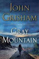 Gray Mountain book cover