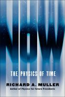 Now : the physics of time cover