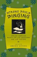 Cover of Strong Souls Singing: Afri