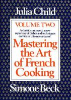 Mastering the Art of French Cooking