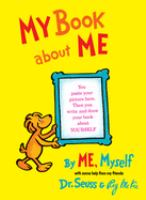 My book about me, by me myself. : I wrote it! I drew it!