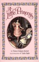 A Little Princess book cover