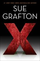 X book cover