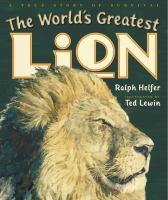 World's Greatest Lion