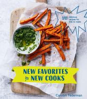 Cover of New Favorites for New Cook