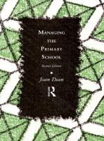 Managing the Primary School