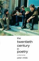 The Twentieth Century in Poetry