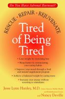 Tired of Being Tired book cover