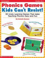 Phonics Games Kids Can't Resist