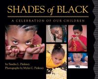 Cover of Shades of Black: A Celebra