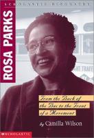 Rosa Parks Biography (Scholastic Biography)