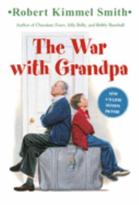 The War with Grandpa book jacket