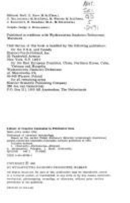 Dictionary of chemical terminology : in five languages, English, German, French, Polish, Russian / edited by Dobromiła Kryt.