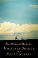 Three Weeks With My Brother book cover
