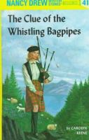Image: The Clue of the Whistling Bagpipes