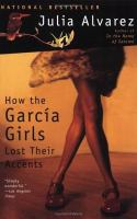 Cover of How the García Girls Lost