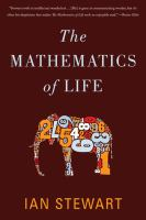 The mathematics of life cover