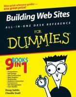 Building Web Sites