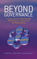 Beyond Governance