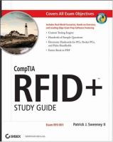 CompTIA RFID+ Study Guide