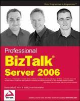 Professional BizTalk Server 2006 R2