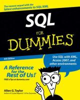 SQL for Dummies, 6th Edition
