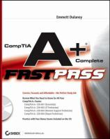 CompTIA A+ Complete Fast Pass