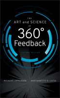 The Art and Science of 360-degree Feedback