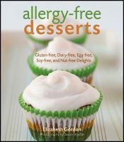 Allergy-free Desserts