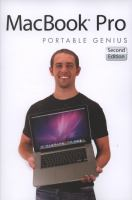 MacBook Pro Portable Genius, 2nd Edition