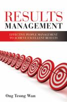 Results Management