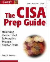 The CISA Prep Guide