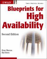 Blueprints for High Availability, Second Edition