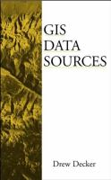 GIS Data Sources